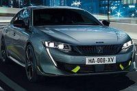 Peugeot Sport change de cap avec la 508 PSE