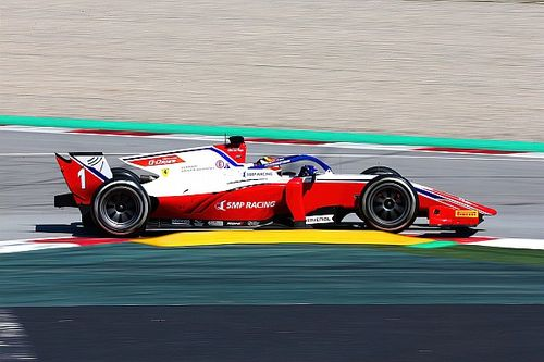 Shwartzman to address qualifying pace concerns after F2 test