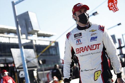 """NASCAR: Paludo vê """"expectativa alta"""" para brigar na frente em Austin"""