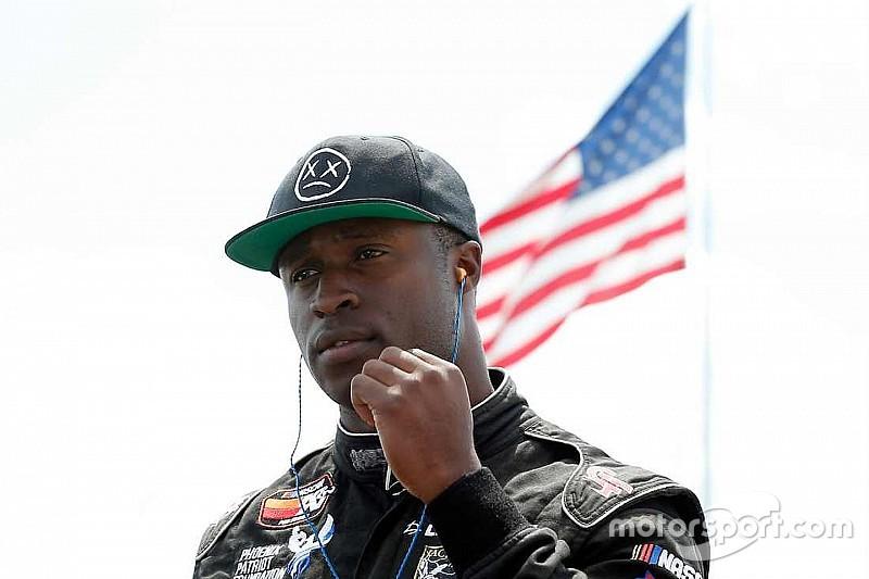 Jesse Iwuji to make NASCAR national series debut at CTMP