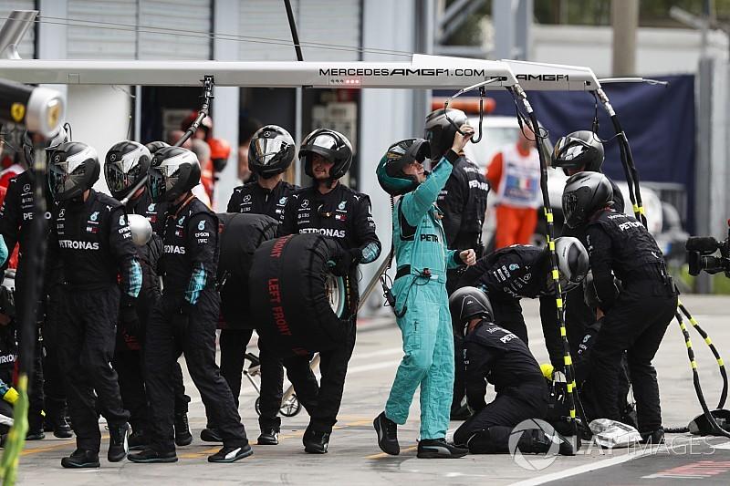 Fake-Boxenstopp: Warum Mercedes nicht bestraft wurde