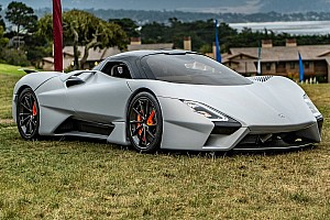 SSC Tuatara brings 1,750bhp to the road in brief video