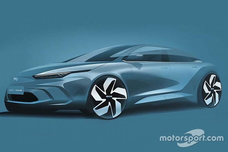 Geely зібралася створити конкурента Tesla Model 3