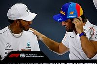 "Hamilton: Alonso will be in ""great shape"" on F1 return"