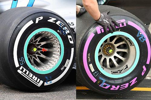 Mercedes wheel design gets FIA all-clear after Ferrari probe
