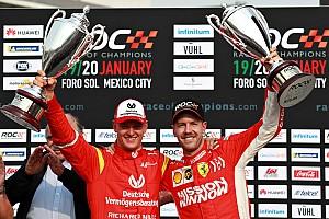Vettel: Michael, Mick ile gurur duymalı