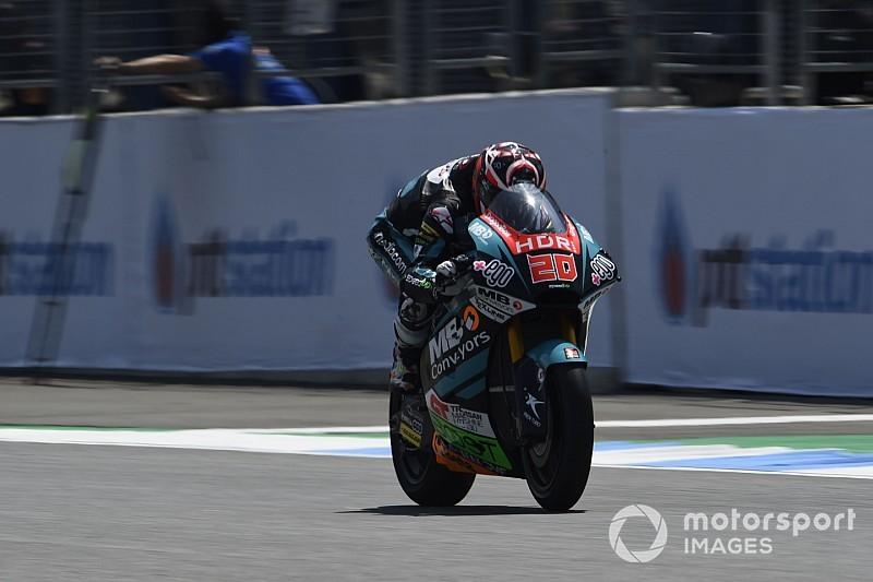 FP3 Moto2 Thailand: Quartararo unggul tipis dari Marquez
