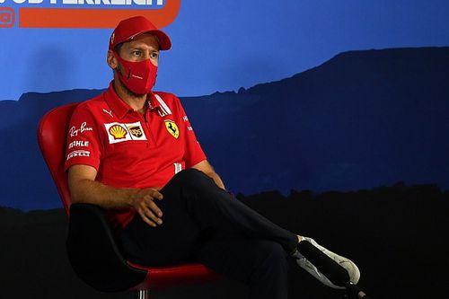 La FIA tira de las orejas a Vettel y a Red Bull por no usar mascarillas