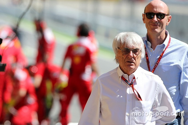 Екклстоун: Формула 1 може змагатися в Баку з чистою совістю