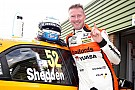 Snetterton BTCC: Shedden takes last lap win in restarted race