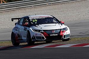 TCR Репортаж з гонки TCR у Сепангу: Глісон здобуває свою першу перемогу в відкладеній другій гонці