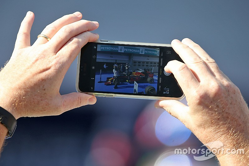 Analysis: Is F1 on the verge of a digital revolution?