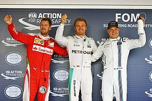 Formula 1 Qualifying report Russian GP: Rosberg cruises to pole as Hamilton's car fails again