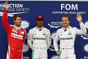 Formula 1 Qualifying report Canadian GP: Hamilton takes pole in Montreal
