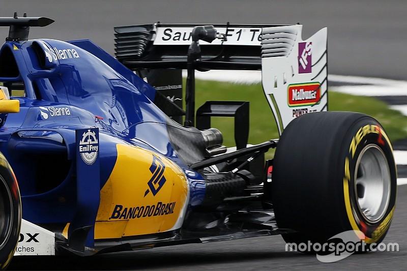 """Технический брифинг: заднее крыло и """"сиденье для обезьянки"""" Sauber C35"""