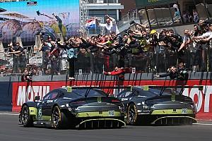 Le Mans Ultime notizie Aston Martin in trionfo: