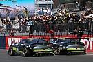 Aston Martin in trionfo: