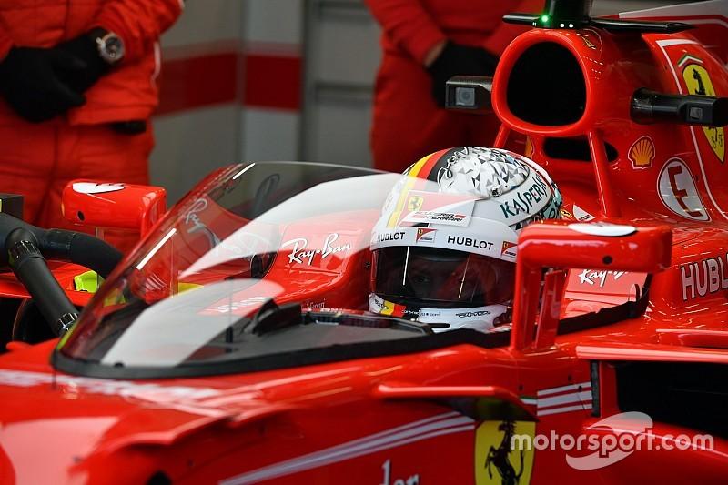 Sebastian Vettel: So fährt sich ein Formel-1-Auto mit Shield