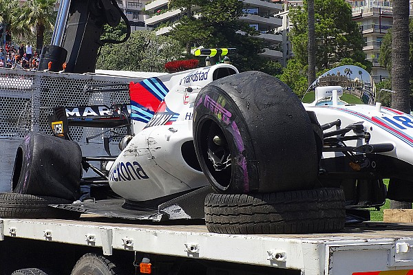 F1 速報ニュース 【F1】クラッシュしたストロール「ゲームと同じ場所で苦戦している」