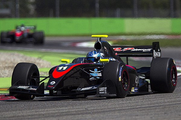 Nissany vence en Jerez tras aguantar a Fittipaldi en la F3.5