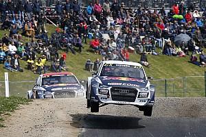 Rallycross-WM News WRX-Audis zum Verkauf: Wie geht's mit Ekströms Rallycross-Team weiter?