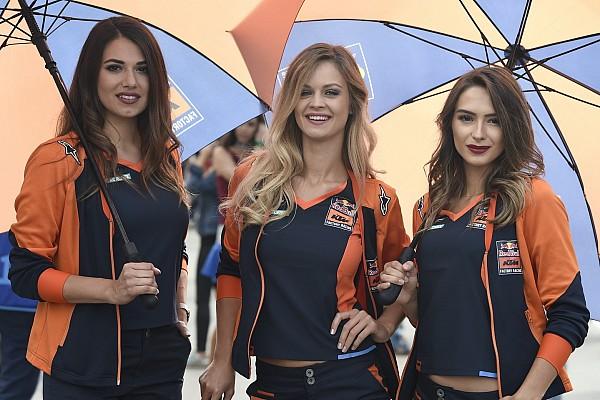 MotoGP 2017: Die schönsten Girls beim GP Österreich in Spielberg