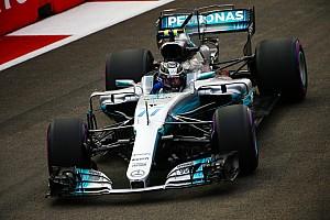 Formule 1 Réactions Bottas : La Mercedes est