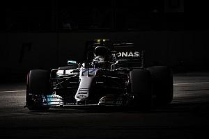 Fórmula 1 Noticias Valteri Bottas descarta que Mercedes suba al podio en Singapur