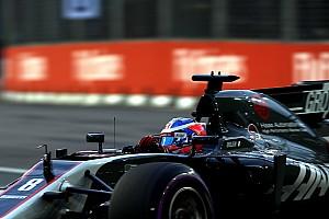 Formule 1 Actualités Grosjean s'attend à