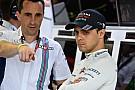 Felipe Massa solamente ve a Williams como opción para seguir en F1