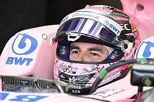 F1 Noticias de última hora OFICIAL: Sergio Pérez renueva con Force India