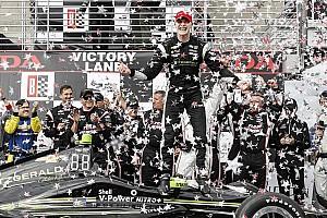 IndyCar Noticias de última hora Newgarden dijo que todos los elementos jugaron a su favor en Barber