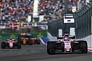F1 Sergio Pérez:
