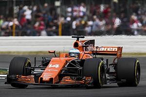 Формула 1 Новость Алонсо выразил надежду на осмысленность жертвы в Сильверстоуне