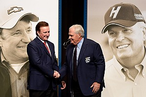 NASCAR Cup Breaking news NASCAR inducts five new Hall of Fame members in emotional ceremony