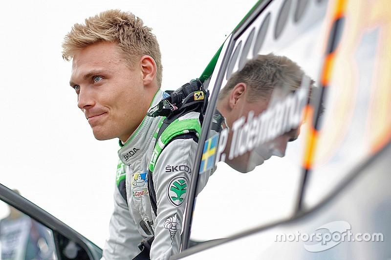 M-Sport recrute Tidemand pour les deux premiers rallyes