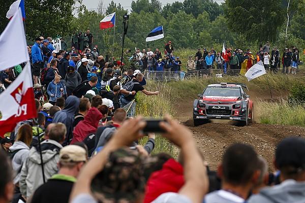 Polonia abandonaría el WRC por temas de seguridad