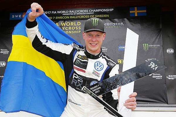World Rallycross Sweden WRX: Kristoffersson dominates to extend points lead