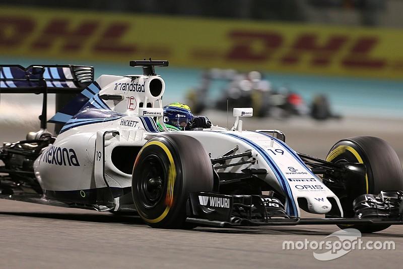 "Massa fighting like on ""first lap of my career"""