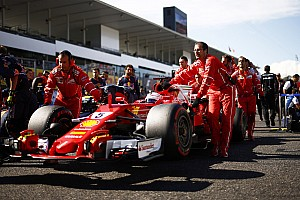 Fórmula 1 Noticias Vettel califica la reprimenda de Suzuka como