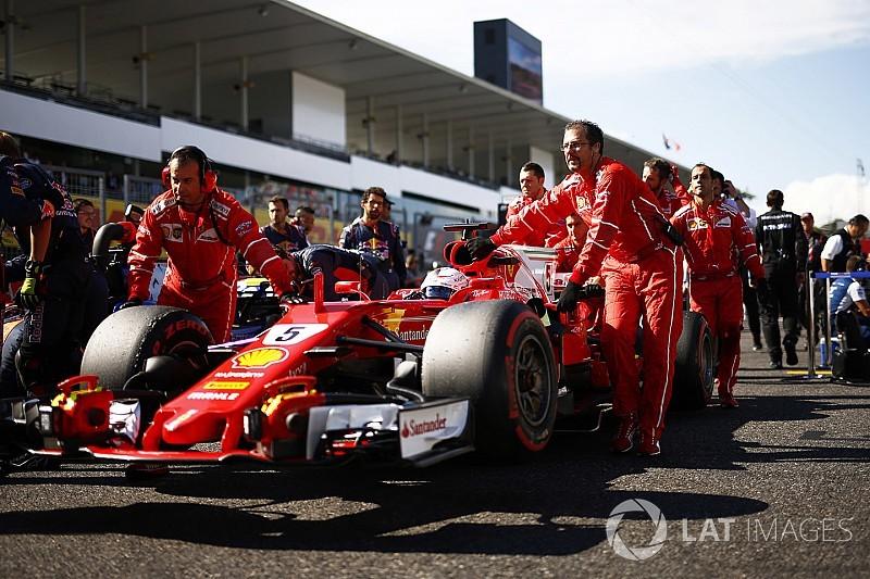 Vettel diz que advertência no Japão foi