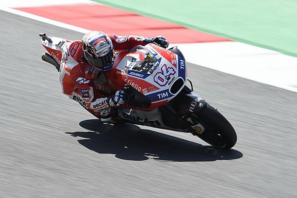 MotoGP Dovizioso şampiyonluk için savaşamayacağı konusunda ısrarcı