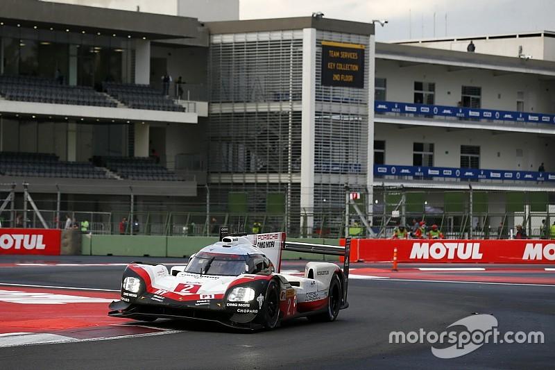 WEC 6h Mexiko: Porsche schlägt Toyota im Qualifying knapp