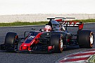 Formule 1 Williams et Haas testent aussi les