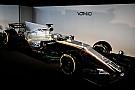 Формула 1 Force India представила новую машину. У нее очень длинный «нос»