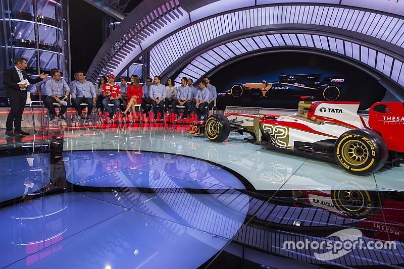Movistar + F1 presenta su renovada cara para la temporada 2017