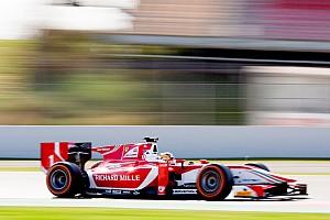 FIA F2 Intervista Leclerc: