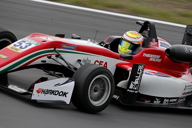 Ilott nyerte a második zandvoorti F3-as futamot, Schumacher kilencedik