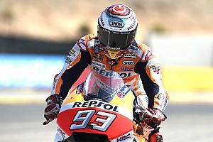Aragon, Warm-Up: Marquez al top, Rossi nono e le Ducati indietro