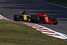 """F1 """"失望的""""雷诺自认不敌F1顶尖车队"""